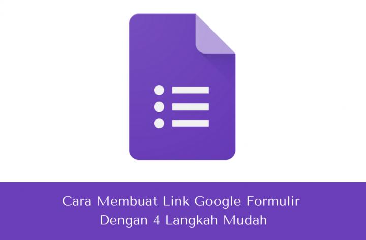 cara membuat link Google Formulir - Ilustrasi - Muhamad Ridwan